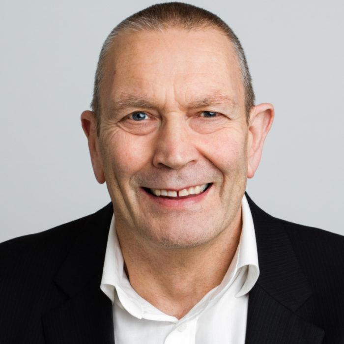 Malcolm Ashby FAPI