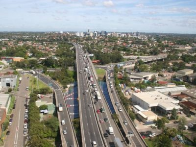 Infrastructure Development Supporting Growth in Western Sydney